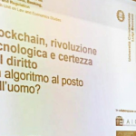 "Bocconi e Federnotai presentano il manifesto: ""Smart contract and blockchain"""