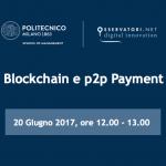 Webinar: Blockchain e P2P Payment