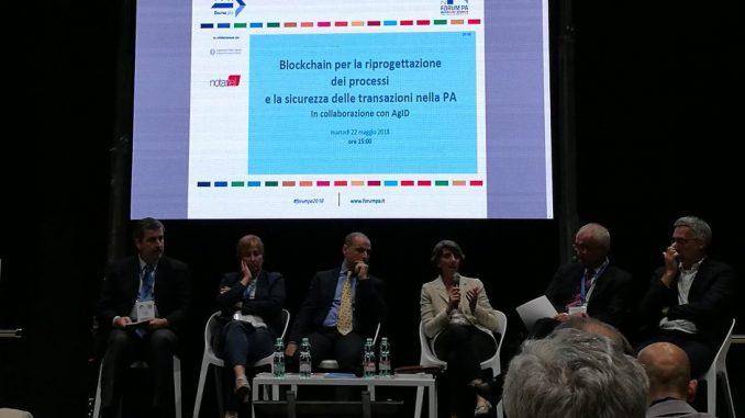 Forum PA 2018: la Pubblica Amministrazione guarda alla Blockchain