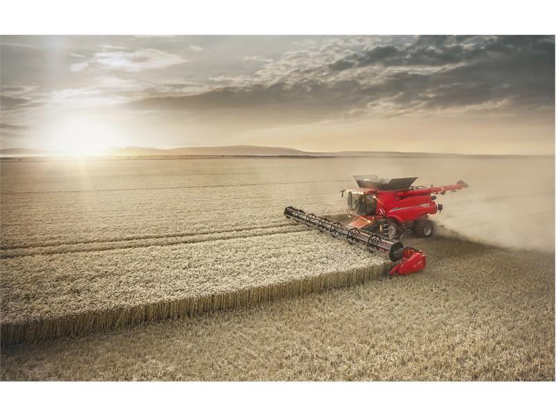 CNH Industrial - macchinari per agricoltura