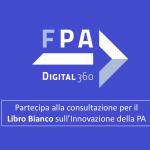 Libro Bianco FPA per l'innovazione nella Pubblica Amministrazione: le consultazioni sono aperte