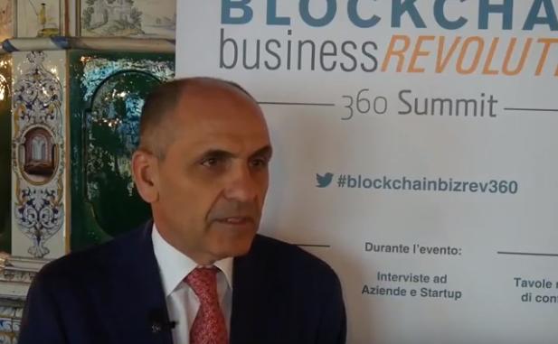 Blockchain business revolution EY