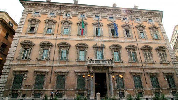 Senato Della Repubblica - Palazzo Madama
