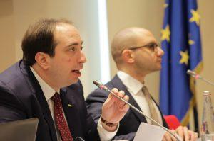 Gabriele Ferrieri, Presidente ANG