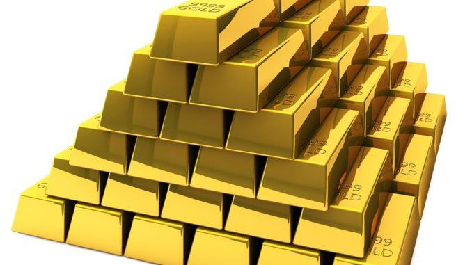 Oro, Lingotti, Bar, Feingold, Banca, Borsa