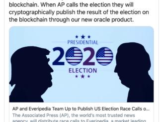 blockchain fake news